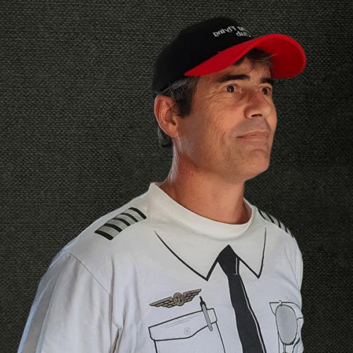 Steve Portrait Photo