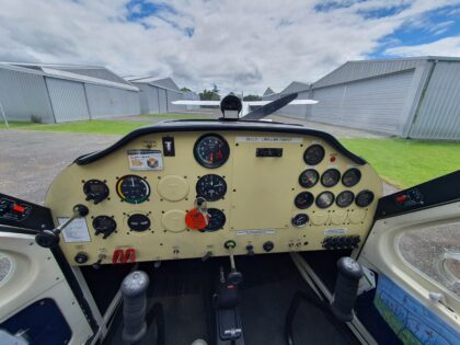 LLY Cockpit