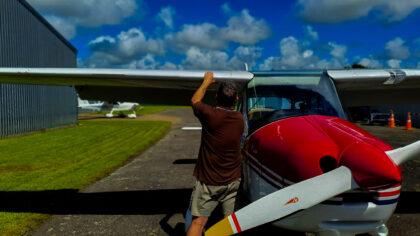 Preflight Inspection Wings