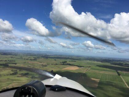 flying TRD