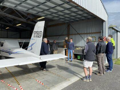Hangar Safety Briefing